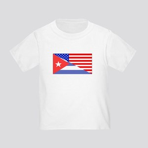 Cuban American Flag T-Shirt